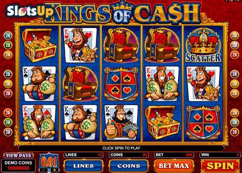 Kings Of Cash Slot Machine Online ᐈ Microgaming Casino Slots