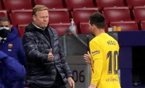 Barcelona's crisis deepens as Ronald Koeman's side sit ...