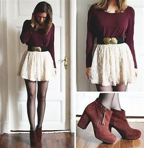 Skirt: shoes, cute, beautiful, summer, winter outfits ...
