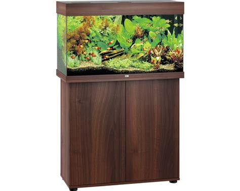 juwel 125 mit unterschrank aquariumkombination juwel 125 sbx mit led beleuchtung heizer filter und unterschrank