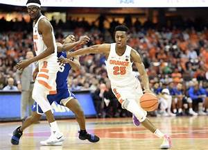 Syracuse basketball a 5-point favorite over St ...