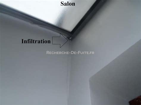 fuite d eau au plafond plafond