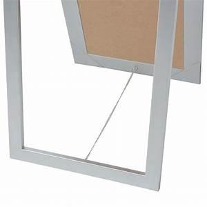 Miroir 160 Cm : acheter vidaxl miroir sur pied style baroque 160 x 40 cm argent pas cher ~ Teatrodelosmanantiales.com Idées de Décoration
