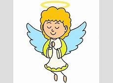 Child angel clipart Clipground
