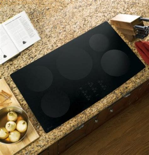 review ge phpdmbb profile black electric induction cooktop