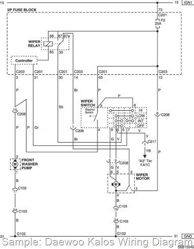 Wiring Diagram For Daewoo Cielo by Daewoo Car Manual Pdf Diagnostic Trouble Codes