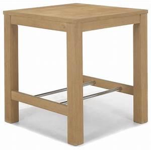 Table Haute A Manger : bonnie table de repas haute bar campagne table manger par alin a mobilier d co ~ Teatrodelosmanantiales.com Idées de Décoration