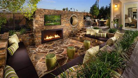 20 Gorgeous Backyard Patio Designs And Ideas