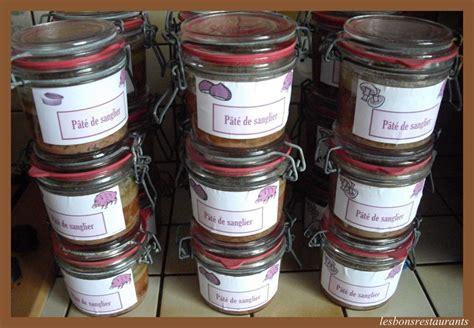 recette pate de sanglier en bocaux p 194 t 201 de sanglier les bons restaurants