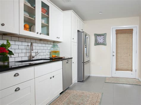 kitchen restoration ideas refinishing kitchen cabinet ideas pictures tips from hgtv