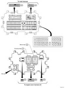 similiar 2005 altima fuse box diagram keywords 2004 nissan quest fuse box location image about wiring diagram