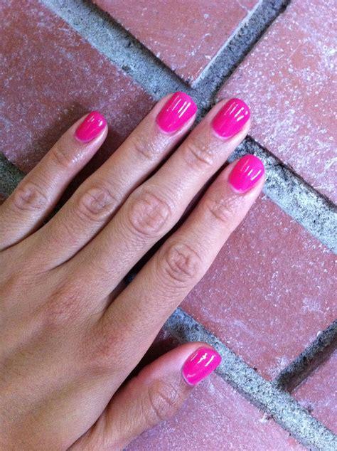 opi gelcolor strawberry margarita opi gel nails