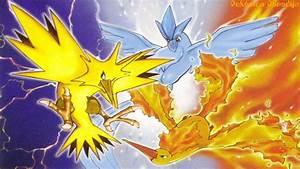 Pokémon Light Platinum - Episode 70: Kanto Legendary Birds ...