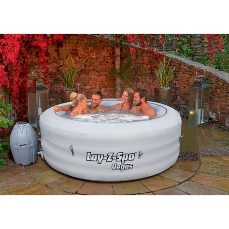 Layz Tub by Lay Z Spa Vegas Tub Garden Tubs Spas B M