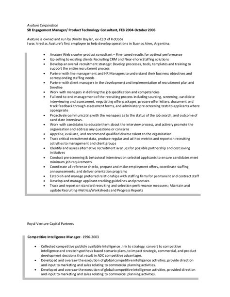 International Sales Marketing Manager Resume by International Sales Resume