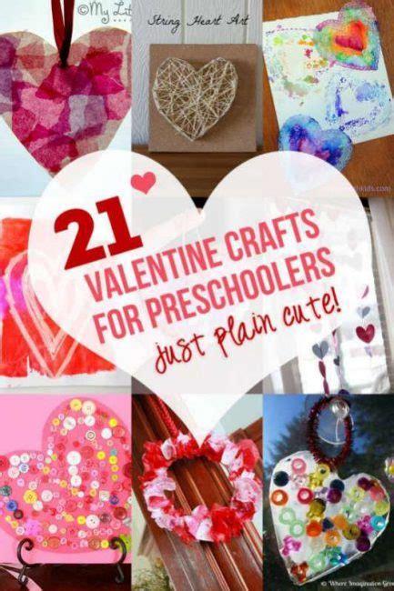 Cute Valentine's Crafts for Kids