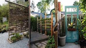 13 facons de preserver l39intimite dans votre jardin des for Deco petit jardin exterieur 13 conseils pour transformer une piace en dressing