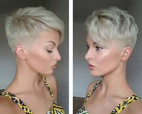 Photo Gallery Of Undercut Pixie Haircuts (viewing 17 Of 20