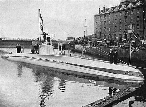 German U Boats Technology by German U Boats In Ww1 Illustrated News