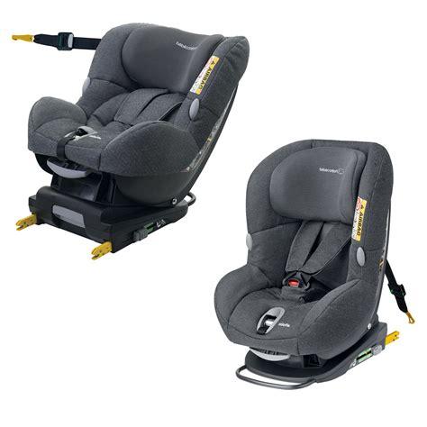 siege auto milofix bebe confort siège auto milofix sparkling grey groupe 0 1 de bebe