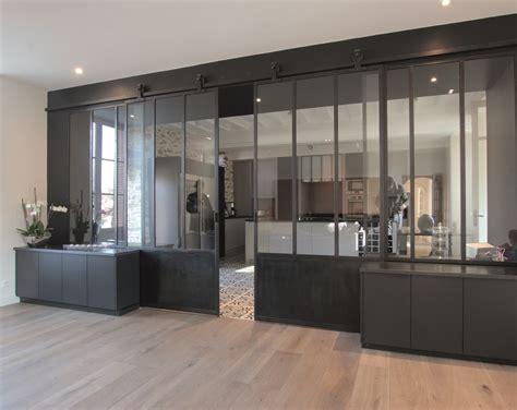 atelier de cuisine nantes architecture intérieur cholet nantes verrière acier