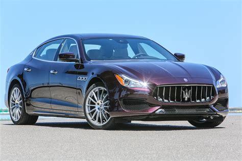 Maserati Quattroport by Maserati Quattroporte Saloon Review 2016 Parkers