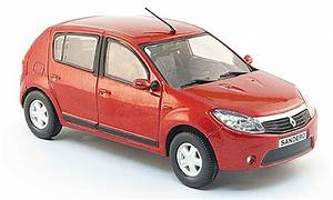 Renault Dacia Sandero : renault dacia sandero miniature voiture ~ Medecine-chirurgie-esthetiques.com Avis de Voitures