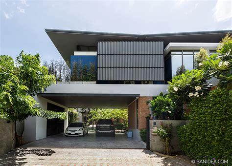 Modern Loft บ้าน 2 หลัง ในรั้วเดียวกัน