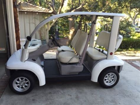 ford  electric golf cart   seater  ford