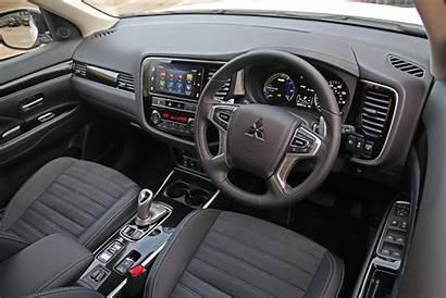 Mitsubishi Outlander Phev Commercial Van Interior Hybrid