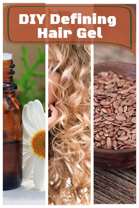 diy defining hair gel  images diy hair gel hair