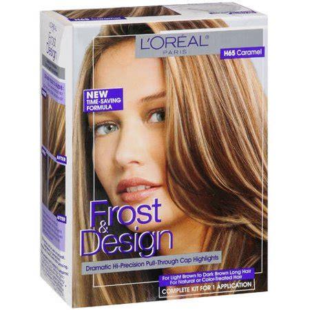 loreal paris frost design hair frost kit walmartcom