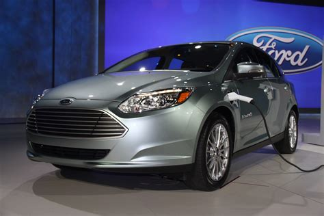 ford electric ford electric vehicle plans