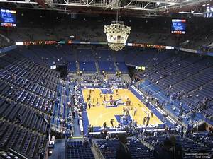 Bjcc Seating Chart Rupp Arena Section 224 Kentucky Basketball