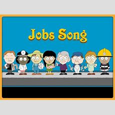 Song 38  People Work  English For Kids