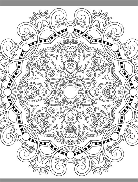 24 More Free Printable Adult Coloring Pages Printable