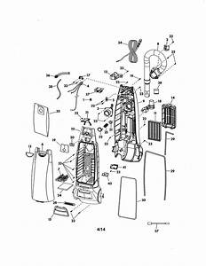 Kenmore Vacuum Parts