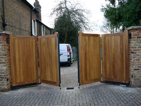 folding pet gate uk luxury watches bifold driveway gates