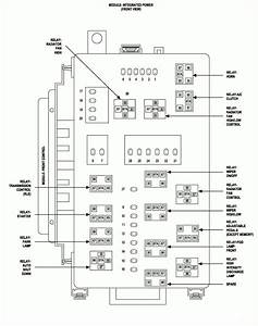 2010 Charger Fuse Box Diagram