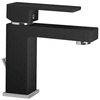 Fortis 8421100MB Matte Black Scala Single Hole Bathroom