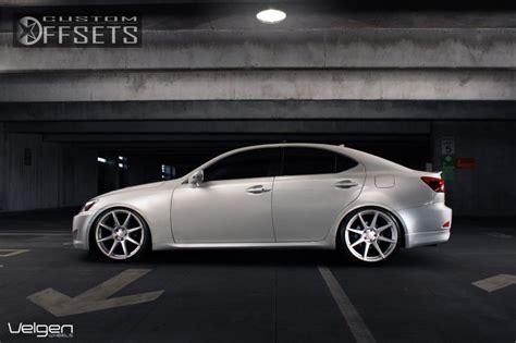 lexus is 250 custom wheels wheel offset 2010 lexus is 250 flush dropped 1 3 custom rims