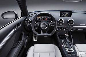 Photo Audi A3  Exterieur Ann U00e9e  2017
