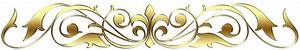 The gallery for --> Gold Corner Border Design Png