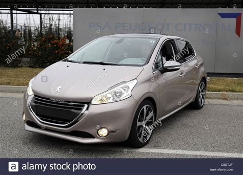 peugeot latest model the new model peugeot 208 was introduced in psa peugeot