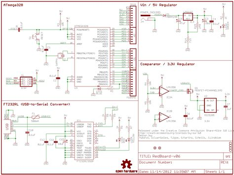 How Read Schematic Learn Sparkfun