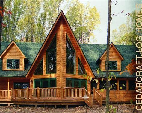 cedarcraft log homes