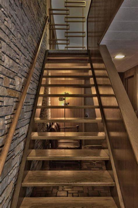 designs d escalier suspendu le look du loft moderne