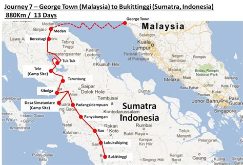 stage map northern sumatra indonesia photo