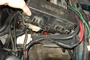 Dodge Electrical Connector Removal