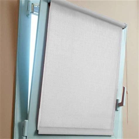 store miniroll occultant blanc 52x170cm stores rideau